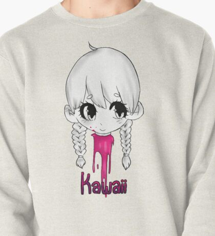 Kawaii Cut Pullover