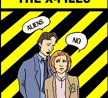cliffs notes on the x-files by random-ship
