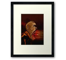 SCREAMERS I Framed Print
