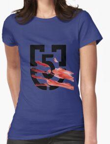 Runner Five Womens Fitted T-Shirt
