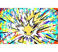 Jolteon | Shock Wave Photographic Print