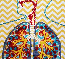 Happy and Nicotine Free Lungs by jenniferwest
