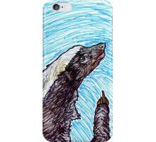 Honey Badger iPhone Case/Skin