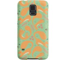 Squirrels Fall Samsung Galaxy Case/Skin