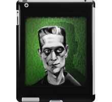 Frankenstein's Monster iPad Case/Skin