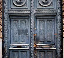 Blue Door - Lille by Karen Martin IPA