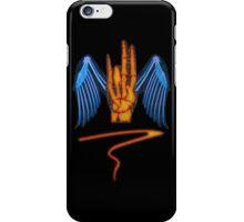 shocker x-ray iPhone Case/Skin