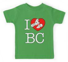 I PNW:GB BC (black) v2 Kids Tee