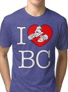 I PNW:GB BC (black) v2 Tri-blend T-Shirt