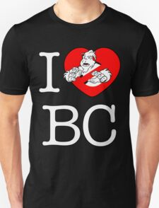 I PNW:GB BC (black) v2 T-Shirt