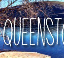 Queenstown Sticker