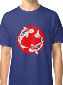 Japanese koi Classic T-Shirt