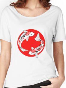 Japanese koi Women's Relaxed Fit T-Shirt