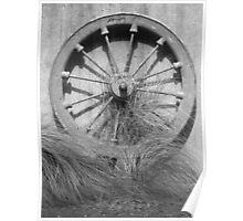 Coalmine  Wheel Poster