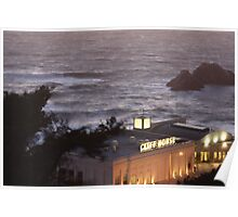 An evening at the Cliff House Poster