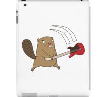 Beavers - Guitar Smash iPad Case/Skin