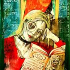 Ex-Libris # 3 ( Hello Dorian )  by John Dicandia  ( JinnDoW )