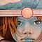 Sun Child #1 by Michael  Shapcott