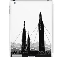Rocket Graveyard  iPad Case/Skin
