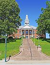 The Common Pleas Courthouse, Cape Girardeau by Graeme  Hyde