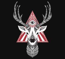 Mystical Deer T-Shirt