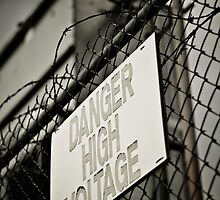 High Voltage by Colin Tobin