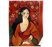 Golden Geisha Poster