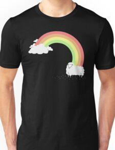 Rainbow Mistake Unisex T-Shirt
