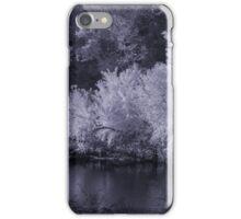Infrared Pond iPhone Case/Skin