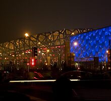 Olympic Night by KLiu