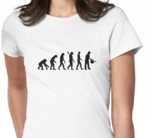 Evolution Gardener Womens Fitted T-Shirt