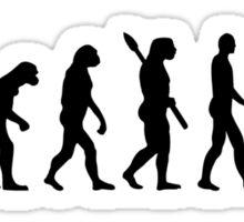 Evolution Gardener Sticker