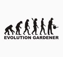 Evolution Gardener One Piece - Short Sleeve