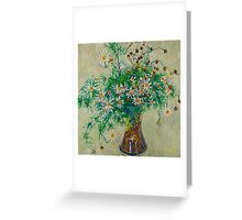 Wild camomile Greeting Card