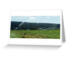Water Time Greeting Card