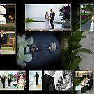 Wedding Collage 2 by Simon Hodgson