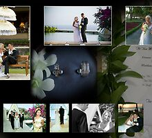 Wedding Collage 2 by Simon Hodgson