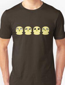 Gunter's Faces Unisex T-Shirt