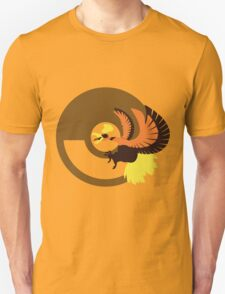 Ho-Oh - Sunset Shores T-Shirt