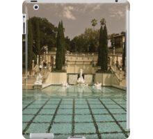 mansion house iPad Case/Skin