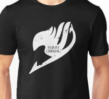 Fairies are Coming Unisex T-Shirt