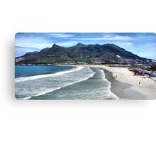Hout Bay, South Africa Canvas Print
