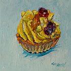 Fresh fruit tart by Vitali Komarov