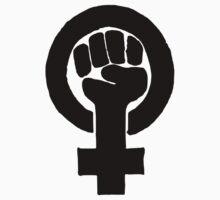 Feminist  One Piece - Long Sleeve