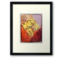 Fit For a King Framed Print