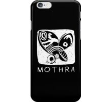 Mothra is Cyclical iPhone Case/Skin