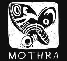 Mothra is Cyclical by citysaurus