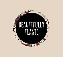 Beautifully Tragic Floral Unisex T-Shirt