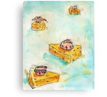 Head Cheese. Canvas Print