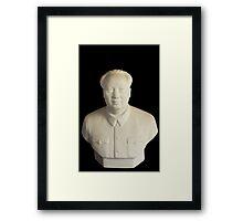 MAO Framed Print